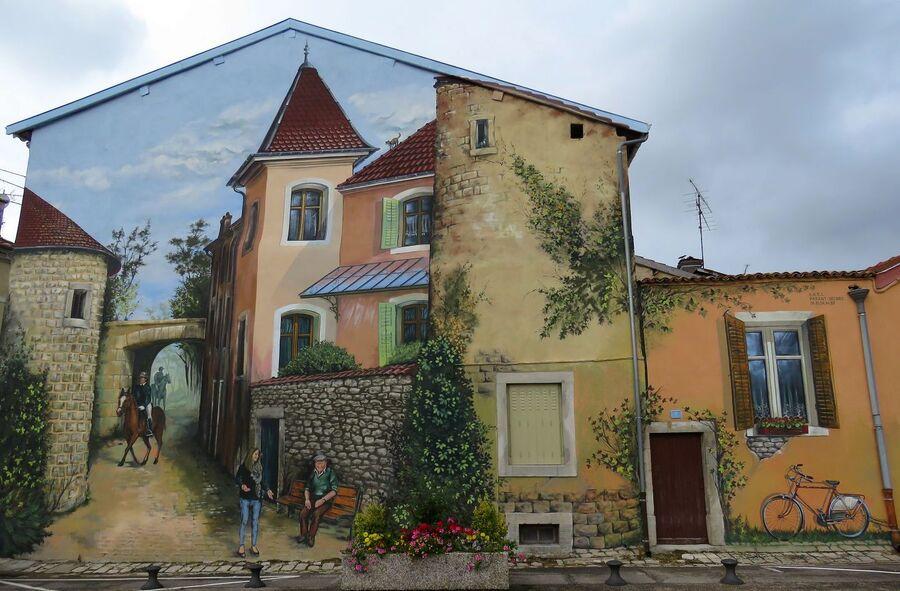 Vaucouleurs en Meuse 55 crée par SARL Parant décors