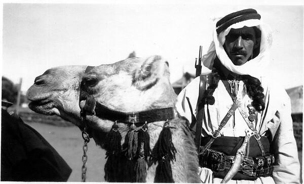 De très belles photos de Syrie avant la seconde guerre mondiale, réalisées par le père de Jenry Camus