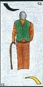 52 - l'homme âgé
