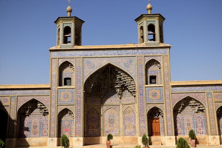 Mosquée Nasir-ol-Molk, Chiraz