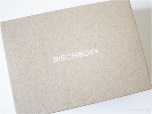 BirchBox Septembre 2014 ~ Working Girls