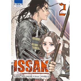 Manga - Issak, tome 2