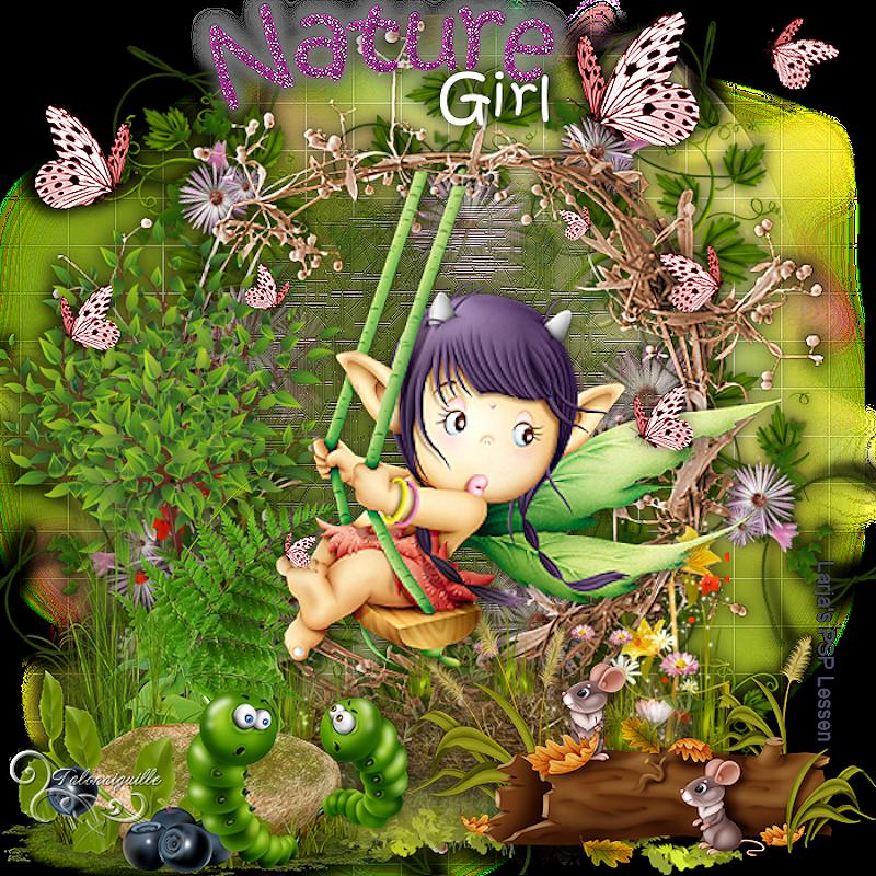 ***  Les 318 Nature Girl ***