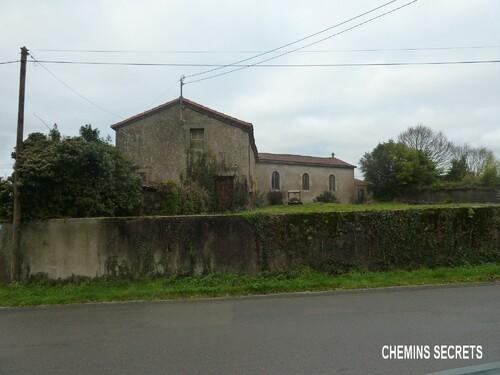Le Puy-Thareau....