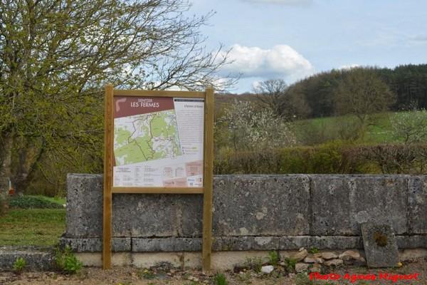Randonnée pédestre en Châtillonnais : une nouvelle signalétique et de nouveaux parcours