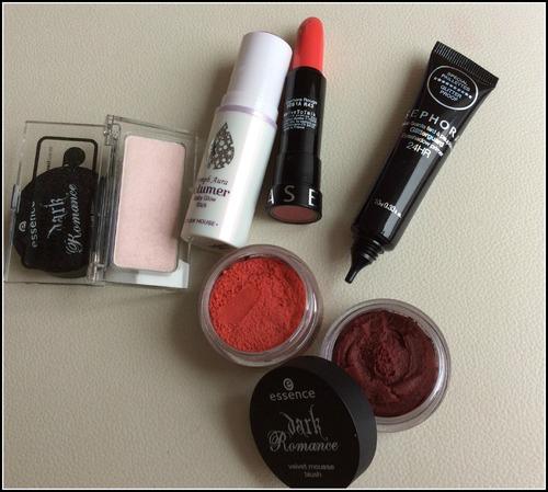 ♥ Milles et un trésor (makeup) ♥