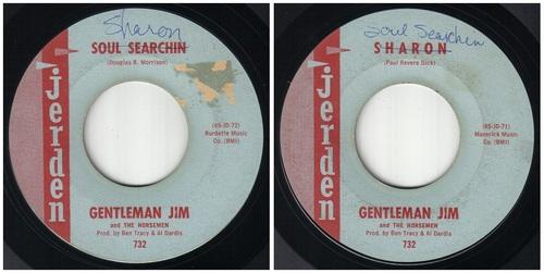GENTLEMAN JIM & THE HORSMEN