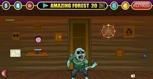 Jouer à Zombie room escape 06