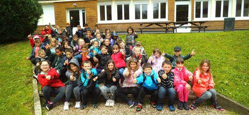 La classe randonnée 2015