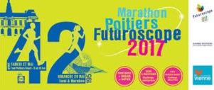 Semi Marathon Poitiers Futuroscope - Dimanche 28 mai 2017