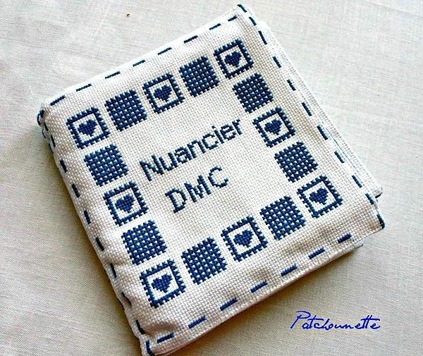 nuancier Dmc 01