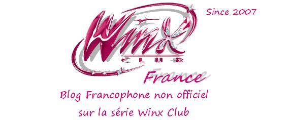 winx club france logo