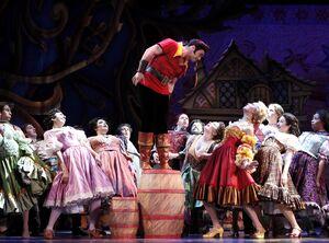 dance ballet the musical disney beauty
