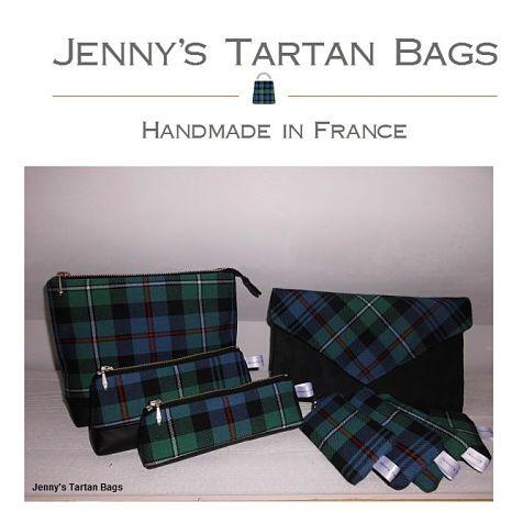 Jenny's Tartan Bags