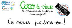 """Les aventures de """"Coco le virus"""""""