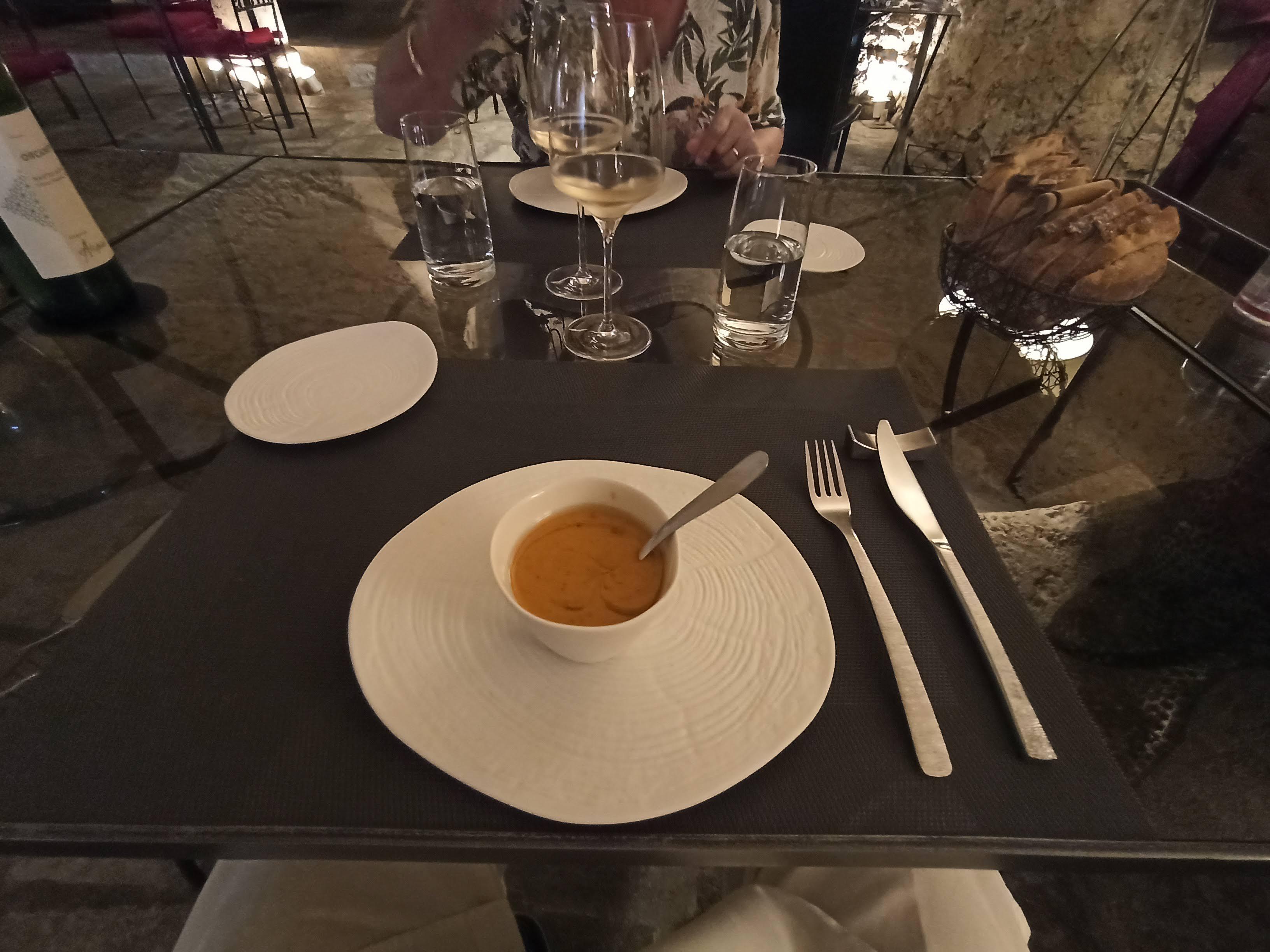 restaurant les tables de gaspard a st crepin mfdu13aix