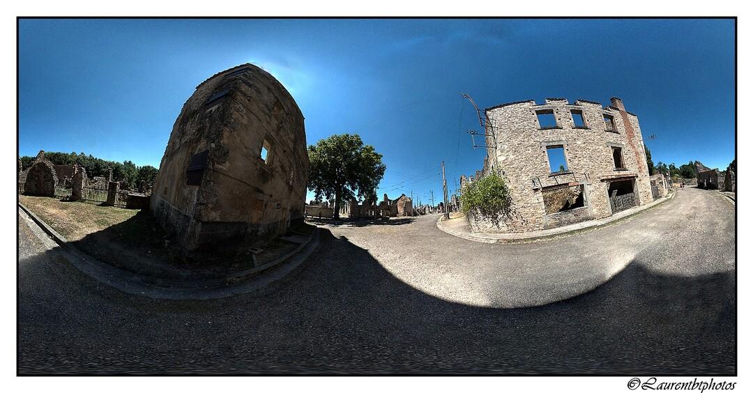Oradour sur Glane (visite virtuelle)
