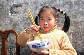 Et les Chinois...