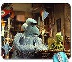 Sylvia et Thierry - aigle du muppet