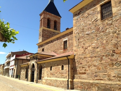 Eglise Rio Orbigo