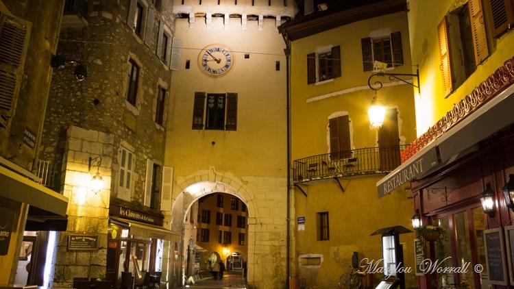 Pays de Savoie : Annecy
