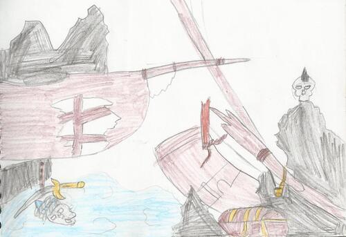 Arts visuels : Sindbad (Sinbad) le marin - CM
