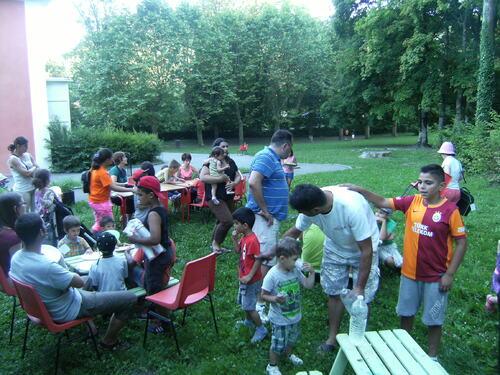 Retour en images sur l'été 2014 au centre de loisirs