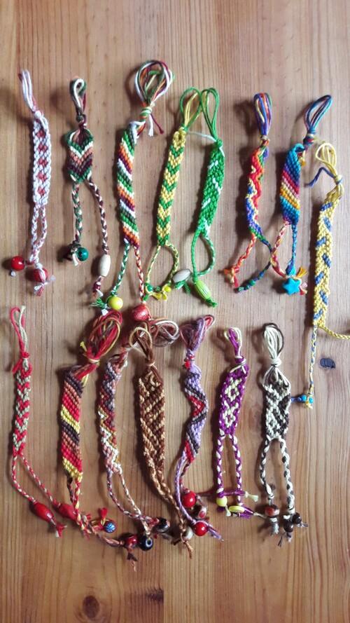 Gri-gri bracelets brésiliens (2)
