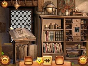 Jouer à Old library escape