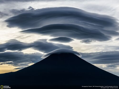 25. Mont Fuji, Japon