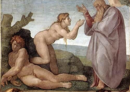Poveste despre creație: Biblia și Jung, regretele lui YHWH