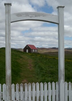 Les églises d'Islande : Péninsule de Reykjanes
