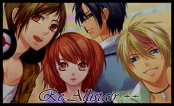 Re:Alistair ++