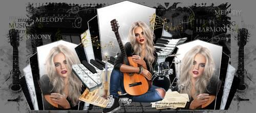 Musique!tube de Anna Liwanag