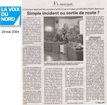 10 29 mai Simple incident ou sortie de route