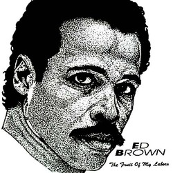 Ed Brown - The Fruit Of My Labors - Complete LP