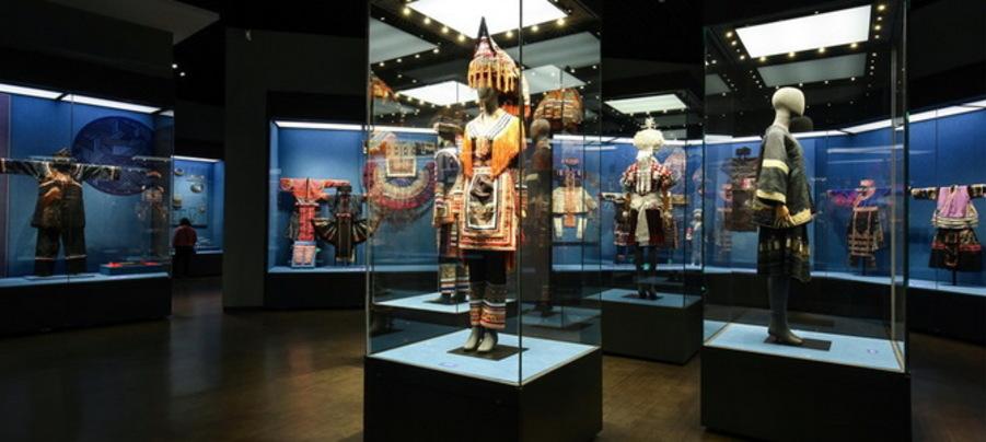 Musée des nationalités du Guangxi Nanning Guangxi