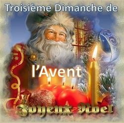 Légende des 4 bougies de l'Avent !!!