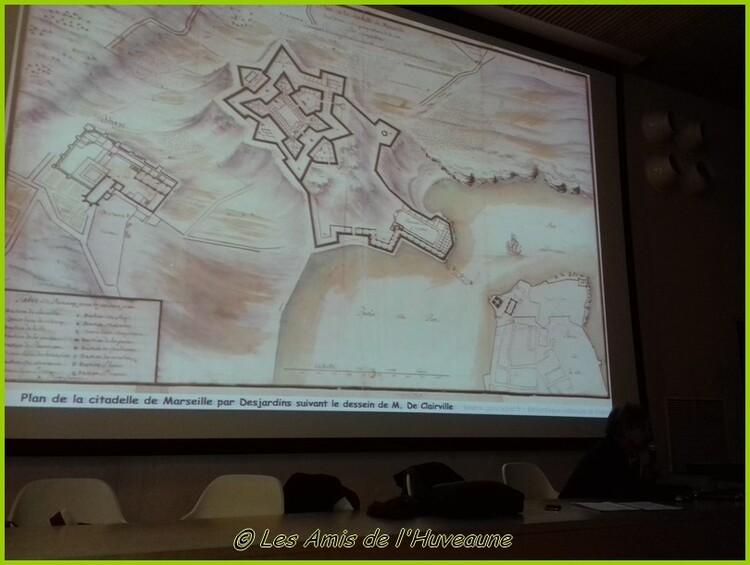 Résumé de la conférence sur le fort st Nicolas