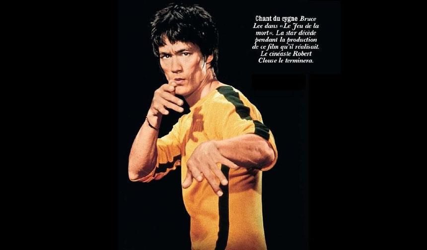 Bruce Lee dans 'Le jeu de la mort'