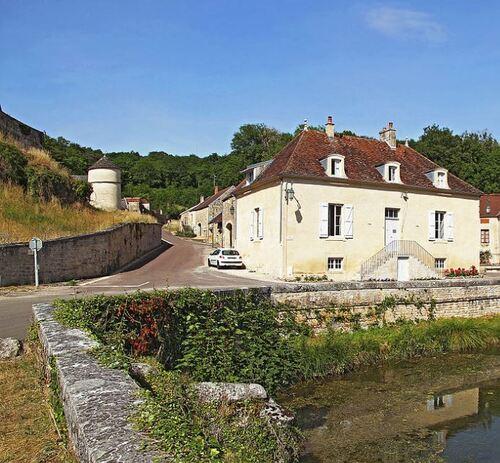 Côte-D'Or - Rochefort-sur-Brévon