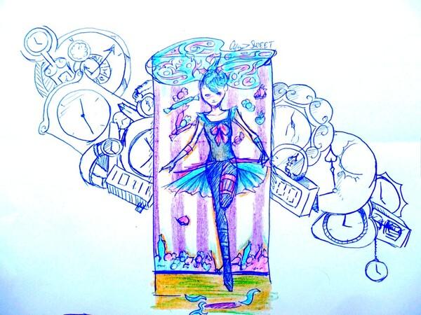 Grinn masquotte Ohsweet art