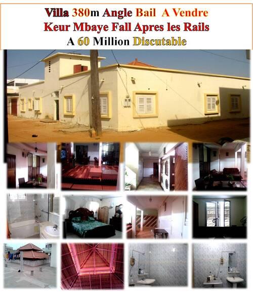 Besoins Tous Genres de Biens Immobiliers Au Senegal +221 77 269 01 51