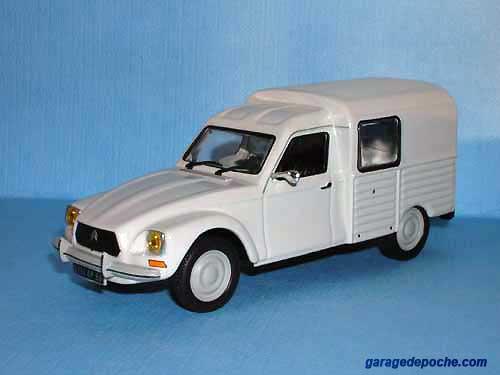 Citroën Acadiane 1980