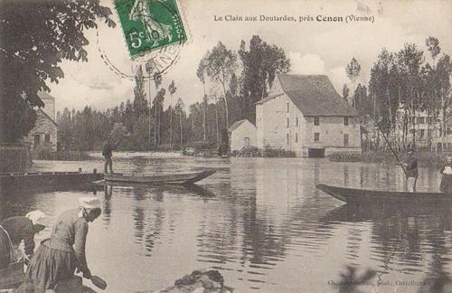 4. Louise Bruneau 1826 (Cénon-sur-Vienne)