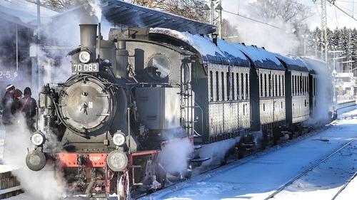 Une histoire de trains...