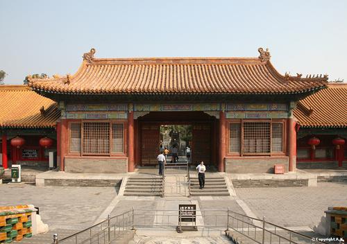 Patrimoine mondial de l'Unesco : La cité interdite - Pékin - Chine - 2eme partie