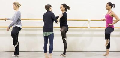 dance ballet class dancers instructors