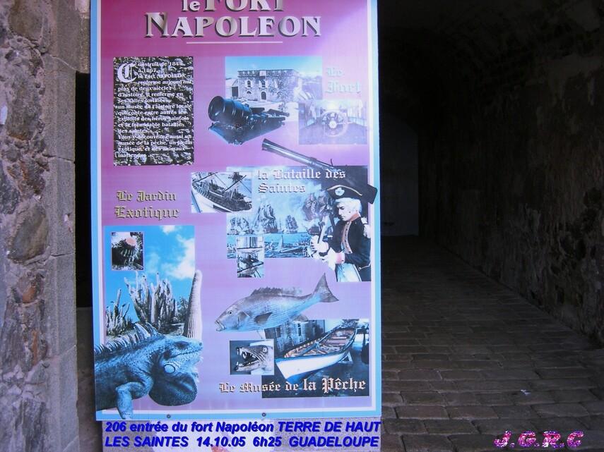 VACANCES GUADELOUPE  12/16  TERRE DE HAUT  10 - 17/10/2005  D  19/04/2015