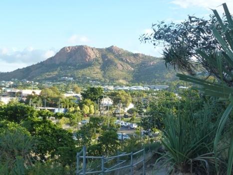 Vue de townsville (depuis le kissing point)